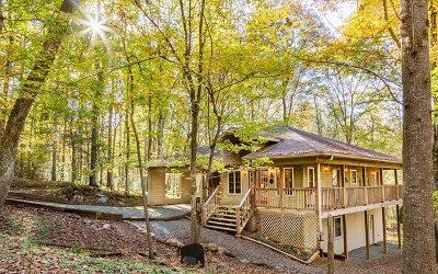 Ellijay Single Family Home For Sale: 92 Glen Hollow Court