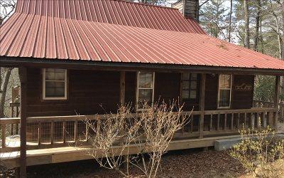 Blairsville Single Family Home For Sale: 530 Ridge Rd