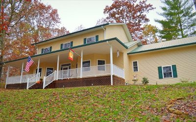 Cherokee County Single Family Home For Sale: 35 Hidden Ridge Lane