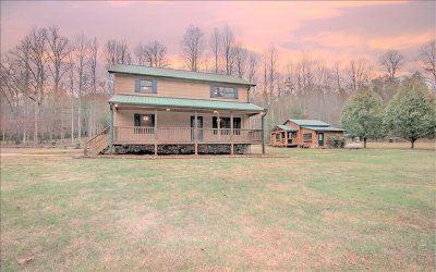 Blue Ridge Single Family Home For Sale: 360 Pine Grove Drive