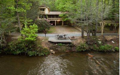 Blue Ridge Single Family Home For Sale: 770 Riverside Lane