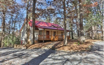 Ellijay Single Family Home For Sale: 89 S Crestview Drive