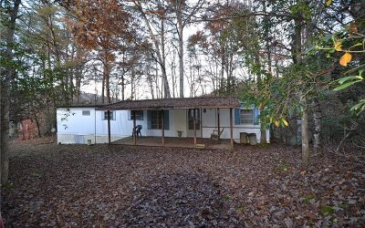 Hiawassee Single Family Home For Sale: 4424 Chipmunk Dr