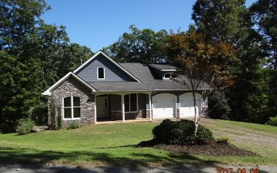 Hiawassee Single Family Home For Sale: 508 Kimsey Ridge Road