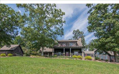 Ellijay Single Family Home For Sale: 336 Greystone Trace