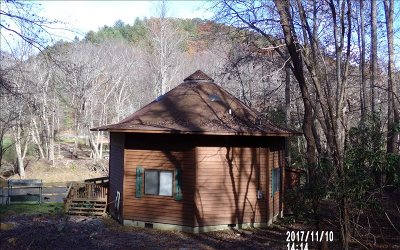 Ellijay GA Single Family Home For Sale: $160,000