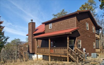 Hayesville Single Family Home For Sale: 647 Bethabara View