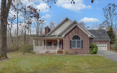 Blairsville Single Family Home For Sale: 210 Souther Farm Drive