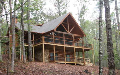 Blue Ridge Single Family Home For Sale: 89 South Old Aska Trail