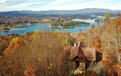 Hiawassee Single Family Home For Sale: 3060 Chatuge Overlook