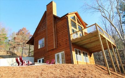 Cherokee County Single Family Home For Sale: 248 Box Turtle Lane