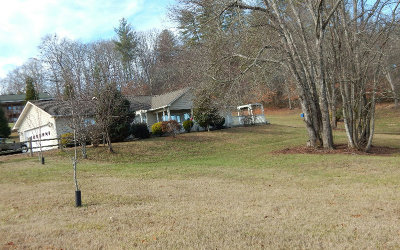 Hayesville Single Family Home For Sale: 112 Cotton Top Lane