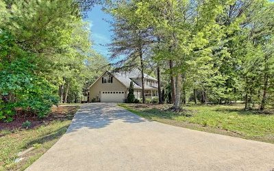 Blairsville Single Family Home For Sale: 28 Creek Hollow Lane
