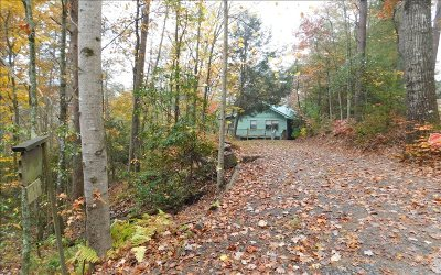 Blue Ridge Single Family Home For Sale: 215 Laurel Creek Rd
