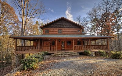 Blue Ridge Single Family Home For Sale: 79 Crazy Horse Trail