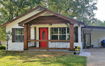 McCaysville Single Family Home For Sale: 176 Old Epworth Road