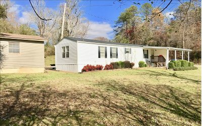 Hiawassee Single Family Home For Sale: 1117 Bugscuffle Rd