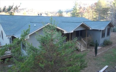 Blairsville Single Family Home For Sale: 676 Fisher Field Road