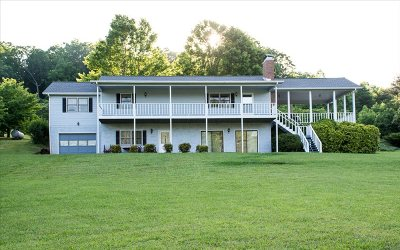 Hiawassee Single Family Home For Sale: 1583 Cedar View Drive
