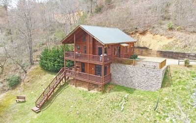 Murphy Single Family Home For Sale: 17-B Beaver Ridge