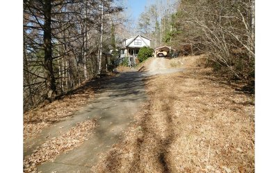 Blairsville Single Family Home For Sale: 6584 Owltown Road