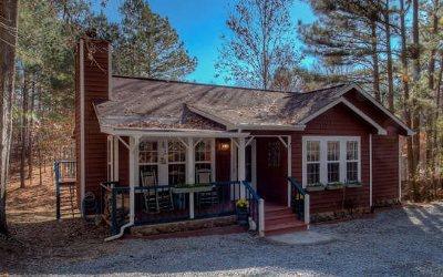Ellijay Single Family Home For Sale: 410 Eagle Mountain Drive