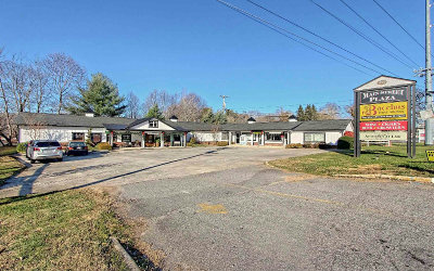 Hiawassee Commercial For Sale: 355 N Main Street Plaza