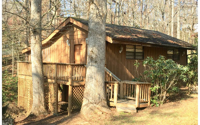 Hayesville Single Family Home For Sale: 282 Woodland Lane