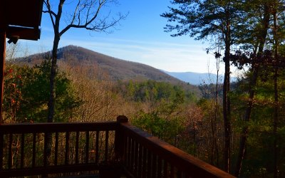 Blue Ridge Single Family Home For Sale