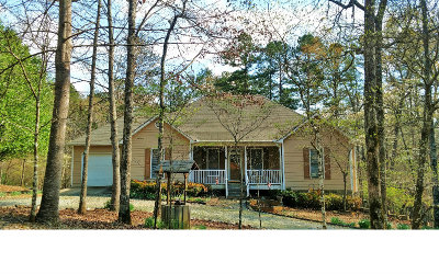 Ellijay Single Family Home For Sale: 67 Cypress Circle