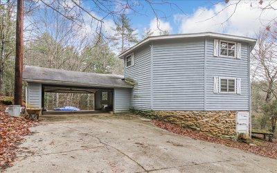 Blue Ridge Single Family Home For Sale: 43 Mountain Lake Drive