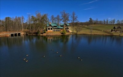 Ellijay Single Family Home For Sale: 201 Mountainside Parkway