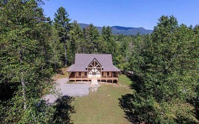 Hayesville Single Family Home For Sale: 1 Bear Cove