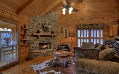 Ellijay Single Family Home For Sale: 418 Misty Hollow Road
