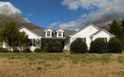 Cherokee County Single Family Home For Sale: 251 Poplar Cove Drive