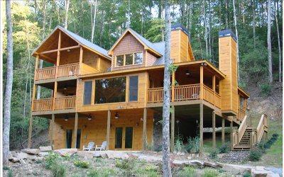 Ellijay Single Family Home For Sale: 416 Falcon Trail