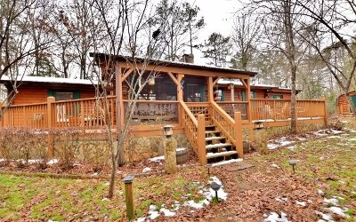 Cherokee County Single Family Home For Sale: 614 Rockridge Road