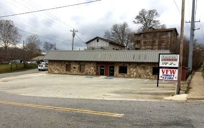 Hiawassee Commercial For Sale: 71 Berrong St. S