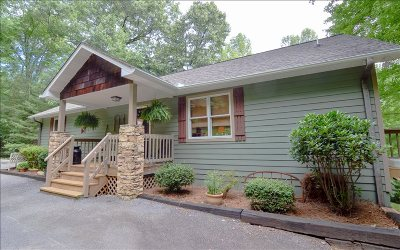 Hayesville Single Family Home For Sale: 241 Barlow Fields Loop
