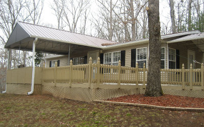 Hayesville Single Family Home For Sale: 516 Shady Grove Lane
