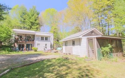 Cherokee County Single Family Home For Sale: 1753 Webb Creek Road