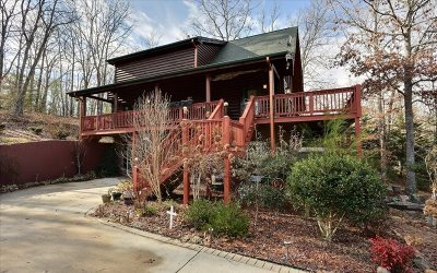 Blairsville Single Family Home For Sale: 103 Owl Way
