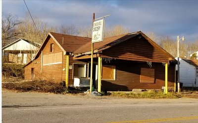 Blairsville Commercial For Sale: 5720 Blue Ridge Hwy