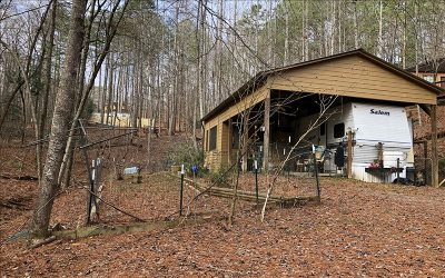 Ellijay Single Family Home For Sale: 35 24th St