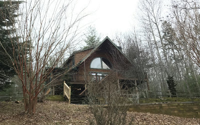 Ellijay Single Family Home For Sale: 1399 Old Parker Place Roa