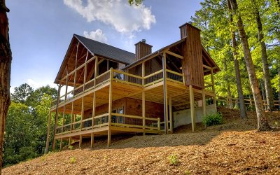 Blue Ridge Single Family Home For Sale: Tr 2 Browns Cove