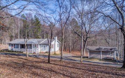 Jasper Single Family Home For Sale: 188 Windy Ridge Road