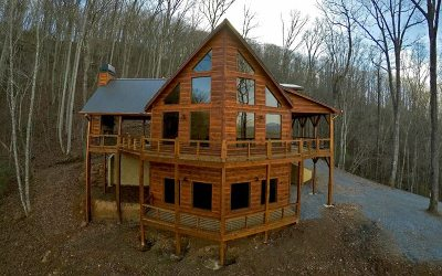 Mineral Bluff Single Family Home For Sale: Lt 32 Ridgeline Vistas