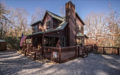 Blairsville Single Family Home For Sale: 570 Emerine Road