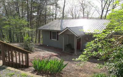 Hiawassee Single Family Home For Sale: 384 Morgan Drive